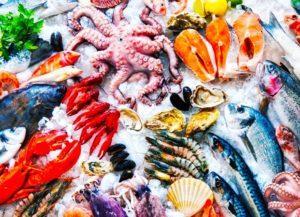 Морепродукты для иммунитета