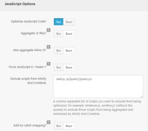Включаем сжатие JavaScript Code - плагин Clearfy
