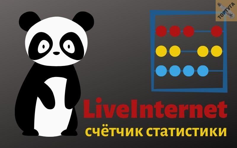 Как установить на сайт счётчик LiveInternet для статистики