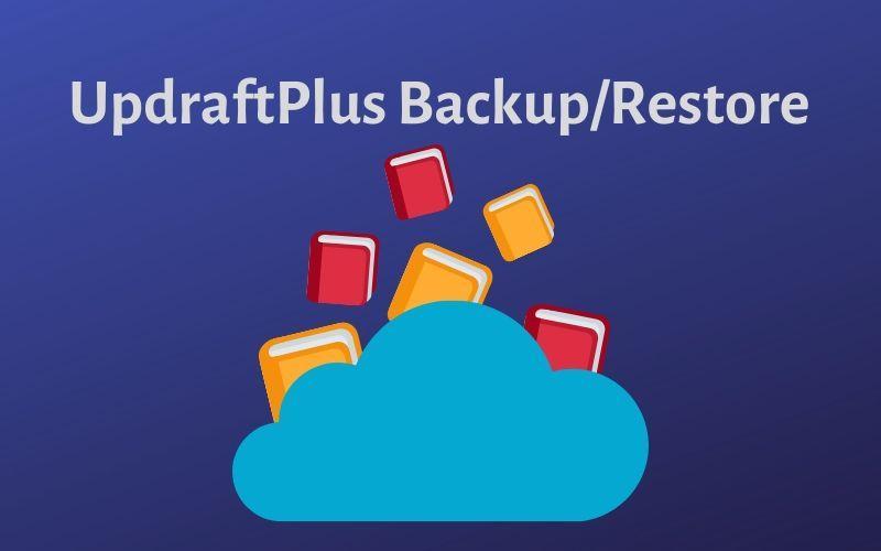 UpdraftPlus Backup/Restore - настройки плагина резервного копирования сайта WordPress
