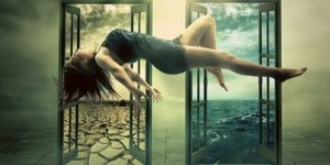 Техника разделения с телом в осознанных сновидениях