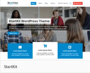 StartKit - темы Вордпресс для блога