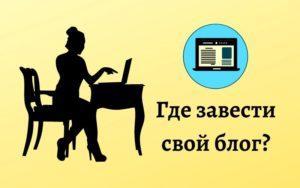 Сайты для блогов - где писать статьи бесплатно? Список площадок
