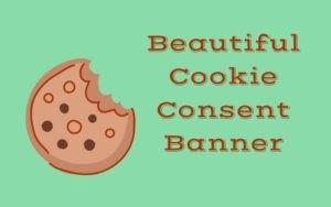 Beautiful Cookie Consent Banner - настройка плагина на сайте WordPress