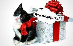 Что подарить на праздник - универсальный список подарков